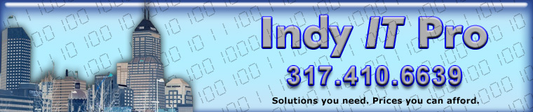 Welcome to IndyITpro.com